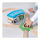 Ангар IKEA LILLABO для железной дороги 703.201.02, фото 4