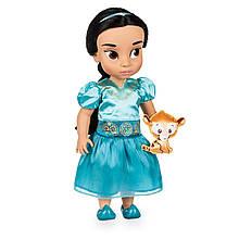 Disney Animators Дисней Аниматор Кукла принцесса малышка Жасмин