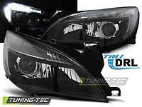 Передние фары тюнинг оптика Opel Astra J