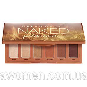Тени Naked Petite Heat | Matte mini (6 цветов)