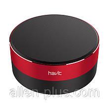 Акустическая колонка bluetooth HAVIT HV-M13, black/red