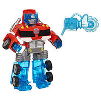 Playskool Heroes Трансформеры спасатели Оптимус прайм Transformers Rescue Bots Energize Optimus Prime Figure, фото 1
