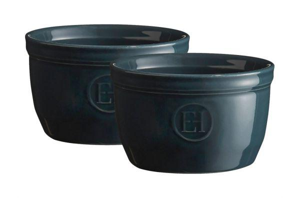 Набор форм Emile Henry HR Oven ceramic Ovenware из 2 шт Голубой (974009)