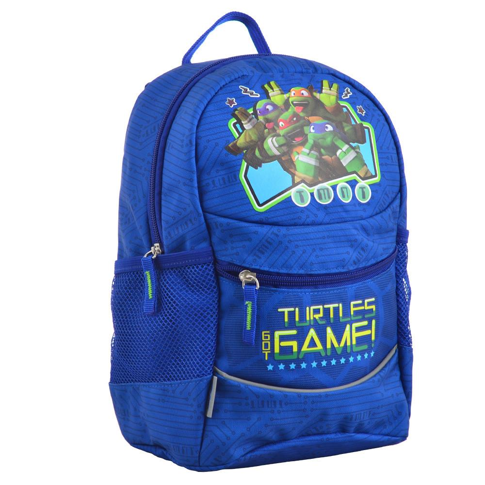 Рюкзак детский K-20 Turtles, 29*22*15.5