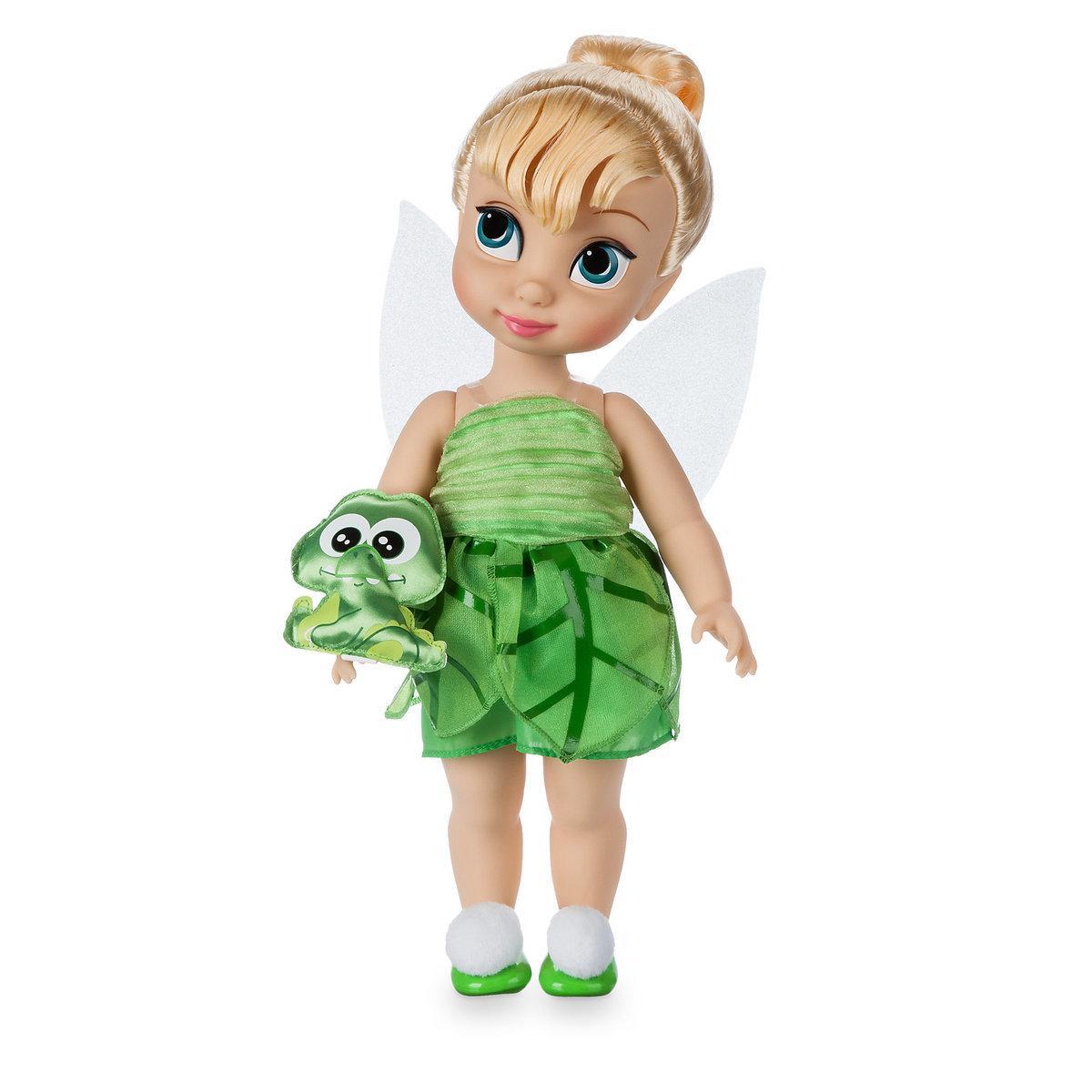 Disney Animators (Дисней Аниматор) Кукла фея малышка Динь-Динь