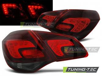 Стопы фонари тюнинг оптика Opel Astra J