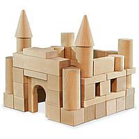 Детский деревянный конструктор (Крепость)