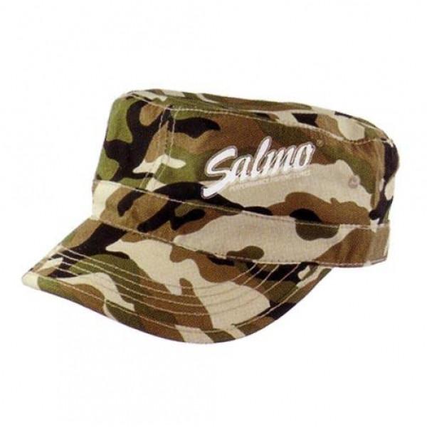 Бейсболка SALMO PL (камуфляж с логотипом) CAP1