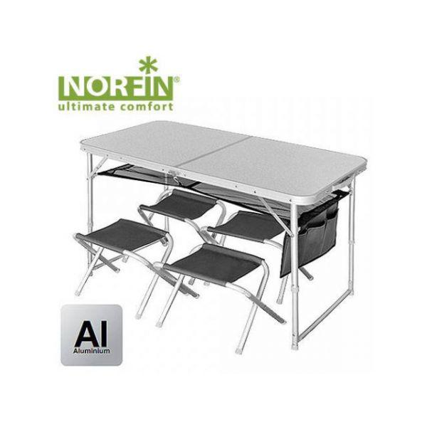 Стіл складаний Norfin RUNN NF-20310