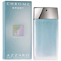 Azzaro Chrome Sport 30ml мужская туалетная вода  (оригинал)