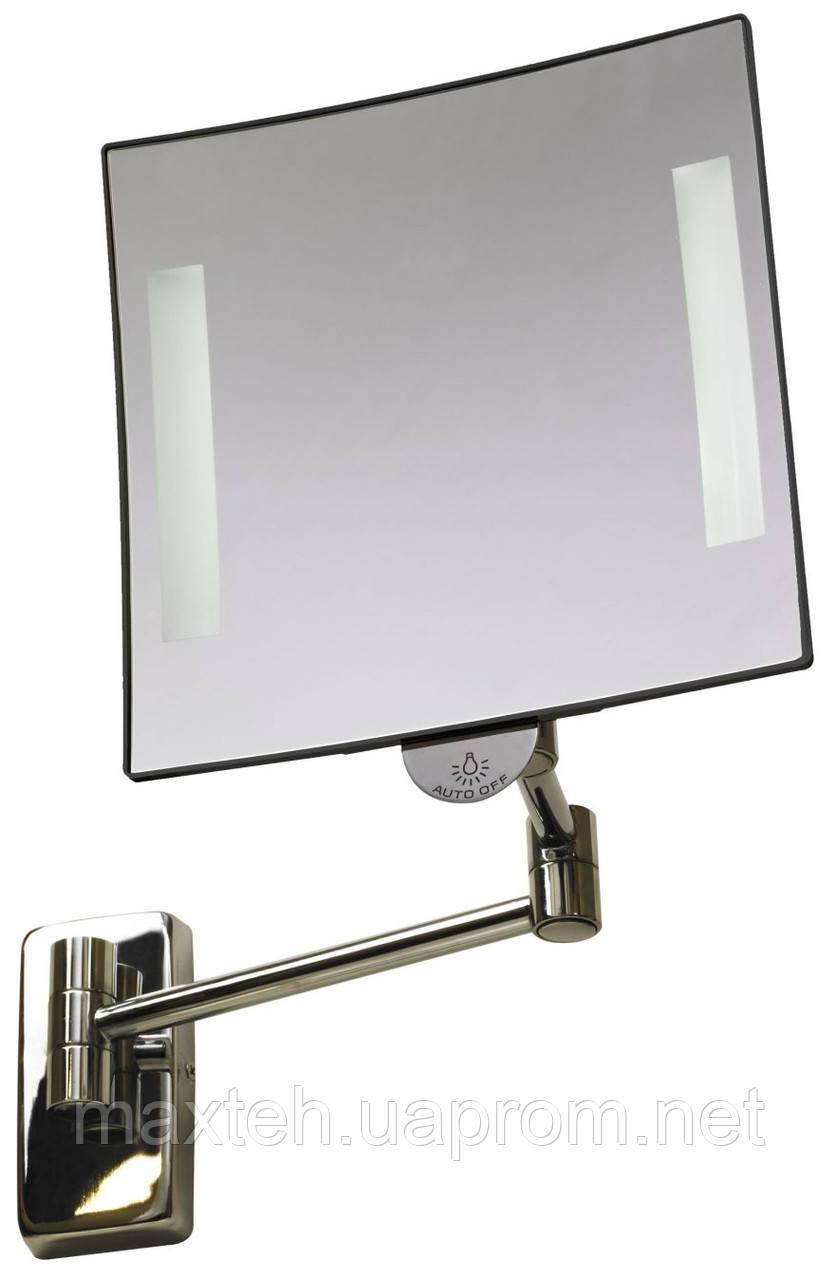 Гостиничное зеркало Галактика с LED подсветкой