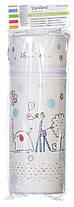 Термоконтейнер Ceba Baby Standard 63*63*225мм  белый (жираф, слон)