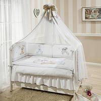 Как выбрать постельное белье для новорожденного ребенка.