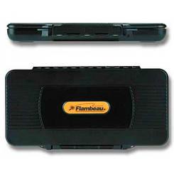 Коробка рибальська пласт. Flambeau 4916FM CREEK MAGNETIC FLY BOX Large