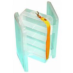 Коробка рибальська двостороння DOUBLE SIDED 190х110х48
