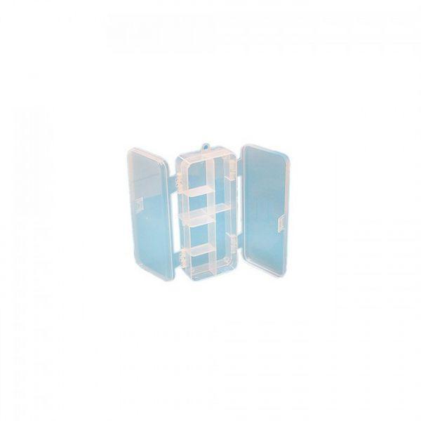 Коробка рыболовная двухсторонняя DOUBLE SIDED 180х75х50