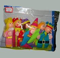 Деревянный кукольный театр