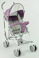 Коляска прогулочная (JOY-108 S) Фиолетовая