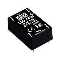 LDD-1200L Блок питания Mean Well LED 2 ~ 30VDC, 1200 mA
