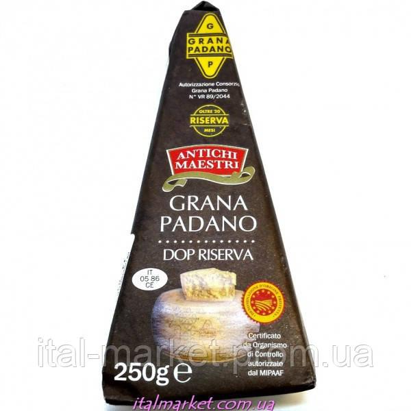 Сыр Грана Падано Grana Padano 250 г