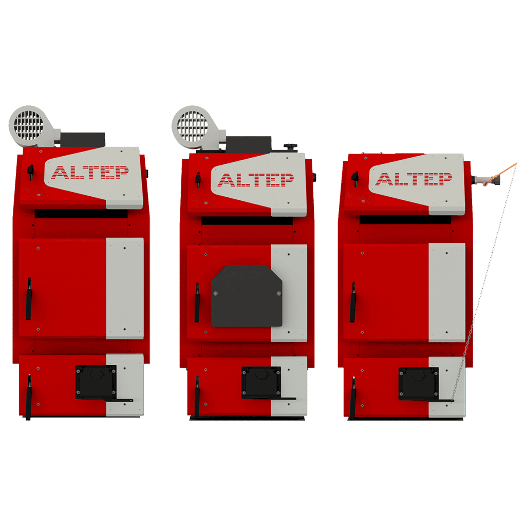 Твердопаливні котли Altep TRIO UNI Plus 20 кВт (Україна)