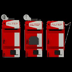 Твердотопливные котлы Altep TRIO UNI PLUS 20 кВт (Украина)