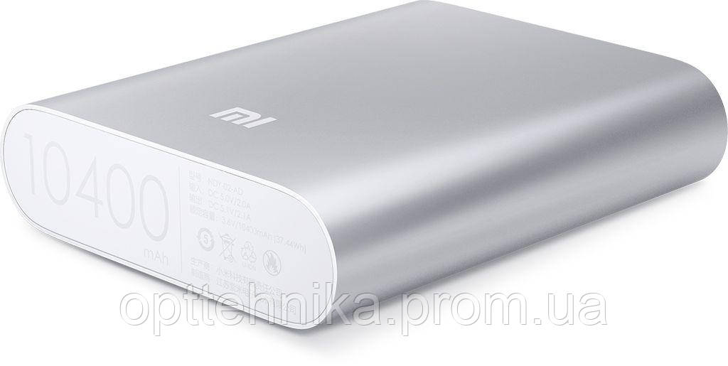 Внешний аккумулятор Power Bank Xiaomi 10400 mAH Павер Банк