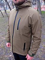 Куртка Soft shell Софтшелл мужская