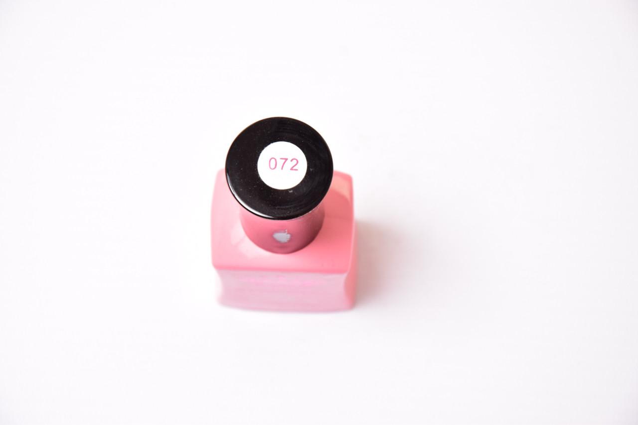 Гель лак Master Professional 15 мл 072 Персиково-розовый