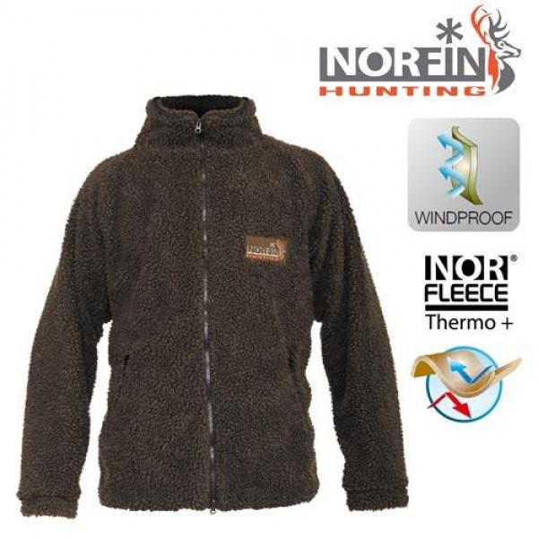 Куртка флісова Norfin Hunting Bear 72200