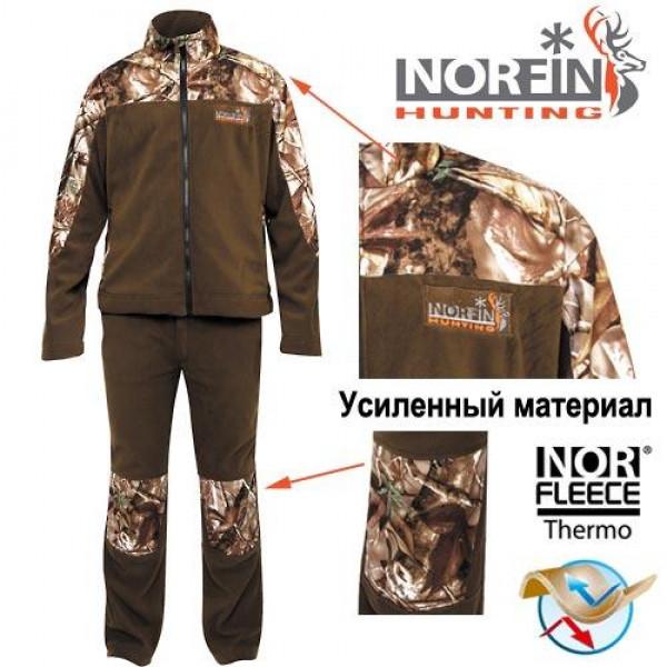 Костюм флисовый Norfin Hunting Forest 72300