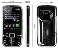 """Мобильный телефон DONOD N40 + TV 2 Sim 2,8"""""""