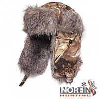 Шапка-ушанка Norfin Hunting (passion) 750-P