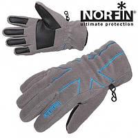 Перчатки женские флисовые с Thisulate Norfin Gray WOMEN 705061