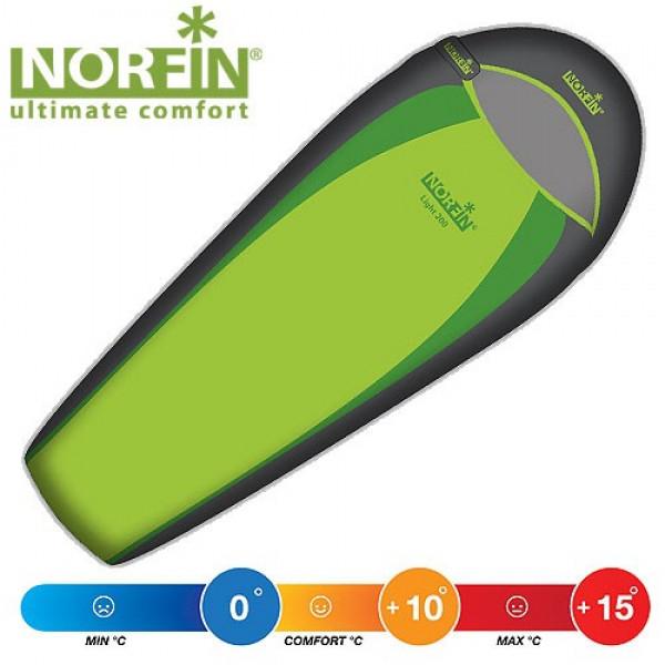 Мішок-кокон спальний Norfin LIGHT 200 NF L
