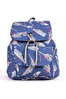 Рюкзак джинс с рисунком 603