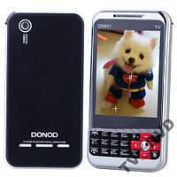 """Мобильный телефон DONOD D9401 + TV 2Sim 2,9"""""""