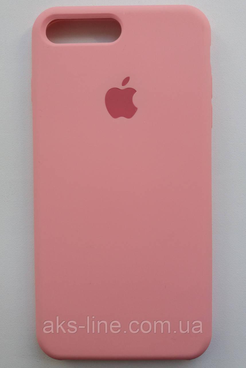 Силиконовый чехол Apple Silicone Case IPHONE 7Plus/8Plus (Pink), фото 1