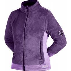 Куртка жіноча флісова Norfin MOONRISE (фіолетова)
