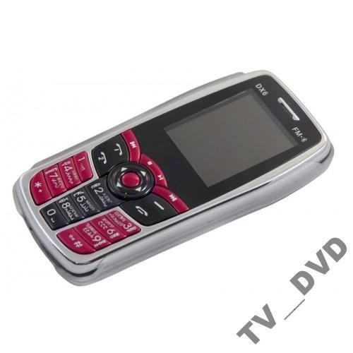 Мобильный телефон DONOD DX6 2 Sim MP3 FM