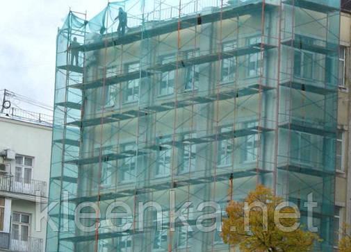 Затеняющая сетка для маскирования строительных объектов, строительства, фото 2