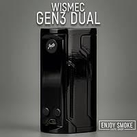 Уже в наличии Wismec Reuleaux RX Gen3 Dual!