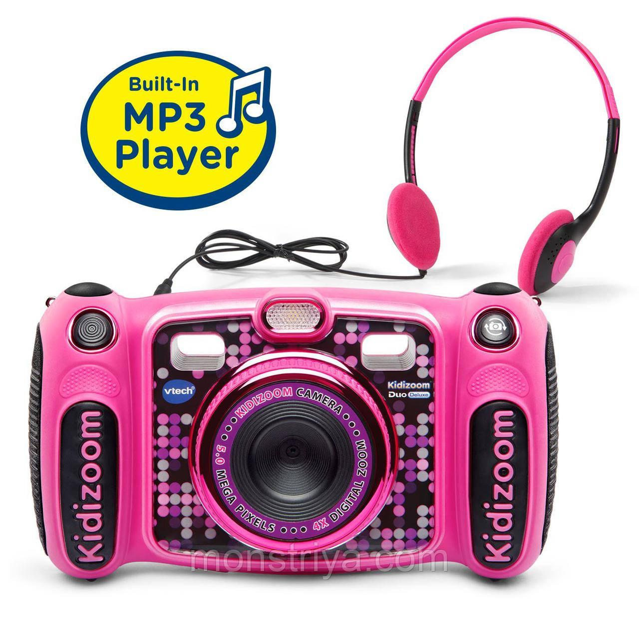 Детский фотоаппарат VTech Kidizoom DUO 5.0 Deluxe