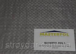 Подкровельная плёнка Masterfol FOIL S (паробарьер)