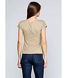 Жіноча вишита футболка. Великий вибір жіночих вишиванок. Вишиванки жіночі., фото 3