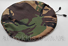 Берет военный камуфляж DPM универсальный, фото 3