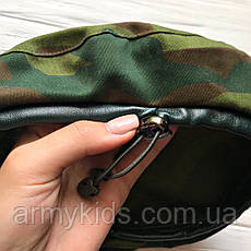 Берет военный камуфляж Флора универсальный, фото 3