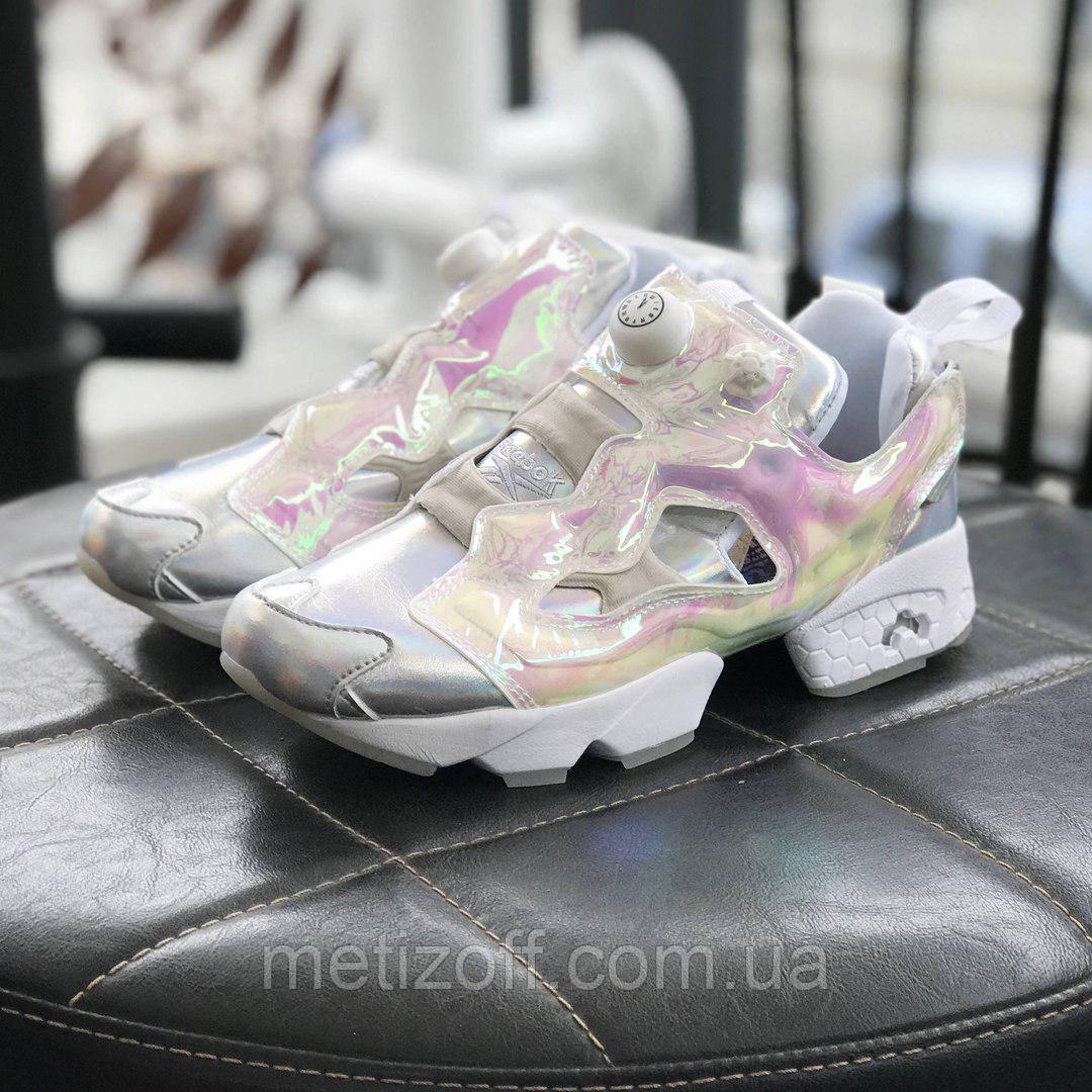 Кроссовки женские Reebok Insta Pump Fury Cinderella x Disney d504c00a5ef66