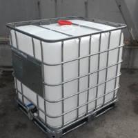 Еврокубы 1000л б/у (поддон металл)