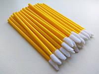Аппликатор 50 шт (пакет) желтая ножка, фото 1